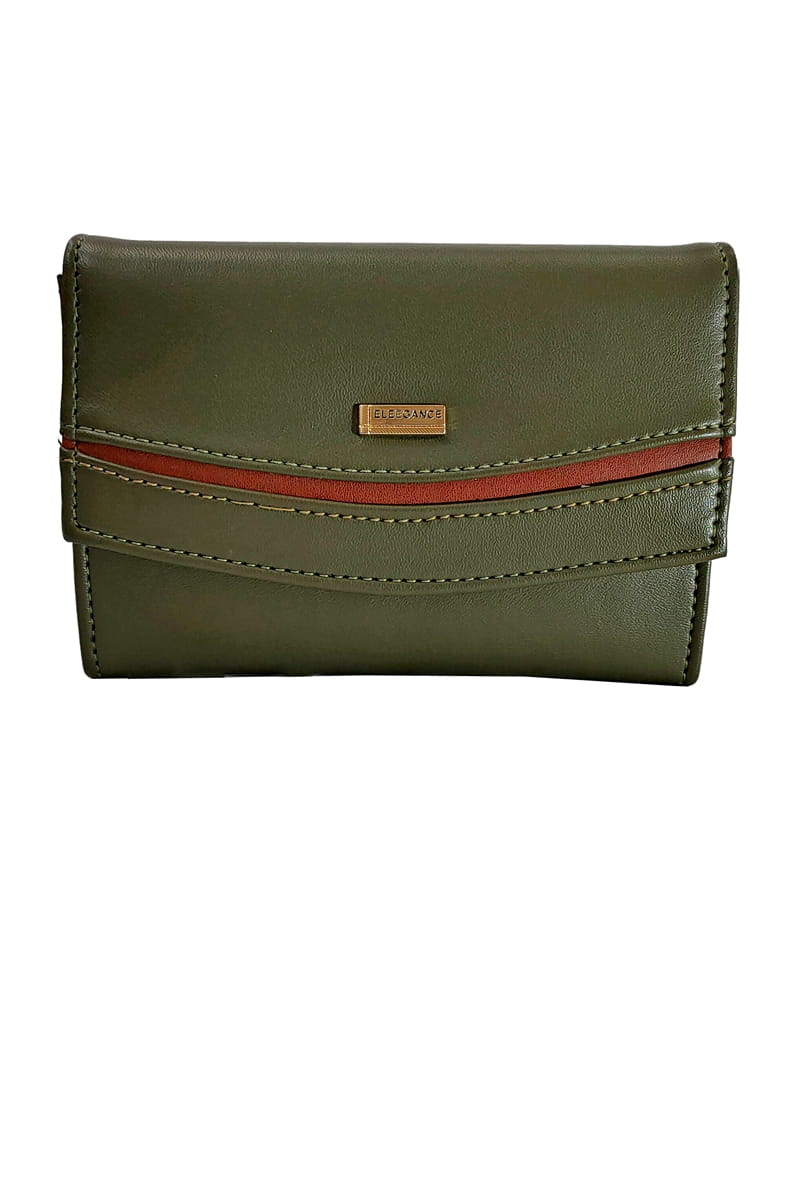 Eleegance Green Small Handclutch